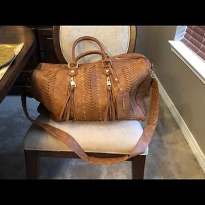 Large Steve Madden Duffle Bag